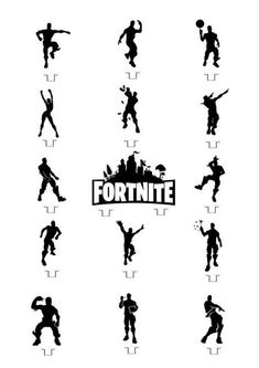 Fortnite Emote Stand Up Cake/Cupcake Toppers Edible Print 7th Birthday Party Ideas, Party Themes For Boys, Boy Birthday, Cookie Cake Birthday, Edible Printing, Fondant Icing, Kids Wall Decor, Valentines For Boys, Scroll Saw Patterns