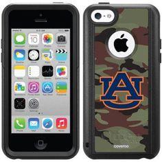 iPhone 5c OtterBox Commuter Series University Case (A-J), Green