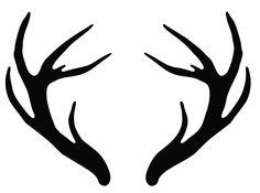 deer horn tattoo - Google Search                                                                                                                                                                                 More