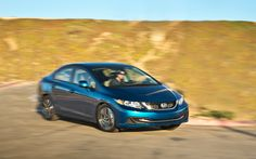 2013 Honda Civic EX First Test - Motor Trend