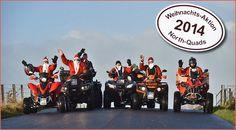 Spende: North Quads Weihnachts Aktion 2014 Eine Spende an das Hospiz-Huus in Leer stand auf dem Programm bei der North Quads Weihnachts Aktion 2014, mit der kranken Menschen Freude bereitet wurde http://www.atv-quad-magazin.com/aktuell/spende-north-quads-weihnachts-aktion-2014/