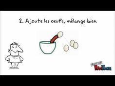 Comment faire des crêpes?