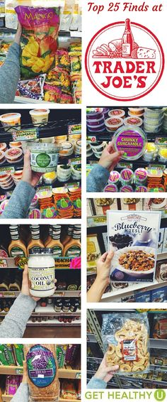 If you're like us we love shopping at Trader Joe's! Check out this list of great finds before the next time you head over to Trader Joe's!