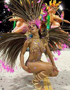 Carnaval de Río de Janeiro (Brasil ) 2014