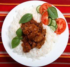 Grains, Rice, Beef, Food, Meat, Meals, Ox, Yemek, Laughter