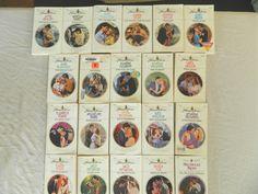 HARLEQUIN PRESENTS ROMANCES - LOT OF 21 PAPERBACKS #1007- #1533 – Combine Ship   eBay
