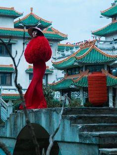 L'Officiel China October 2014