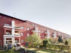 Bruno Taut, Martin Wagner, hiepler, brunier, · The Hufeisensiedlung