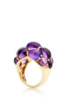 Elbow Ring In Amethyst by Seaman Schepps for Preorder on Moda Operandi