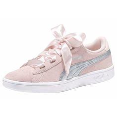Trendy Shoes, Cute Shoes, Me Too Shoes, Nike Shoes Blue, Pumas Shoes, Puma Shoes Women, Puma Tennis, Baskets, Bleu Violet