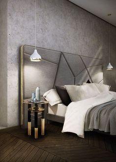 Modern Contemporary Master Bedroom Ideas 21