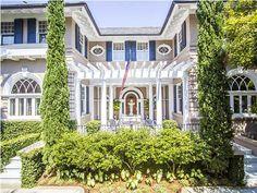 Goregous downtown Charleston home on Colonial Lake ~ $3,625,000 ~ 5 Beds, 6 Bath ~ 6430 SqFt