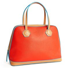 Handbags, Totes, Scarves & Fashion Accessories | Saffiano Duchess Satchel | Jonathan Adler