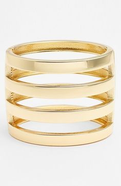 JULES SMITH Bar Hinge Cuff available at #Nordstrom