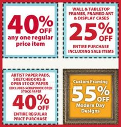 Save on Arts & Crafts with Michaels' Weekly Coupons! - Canadian Savers