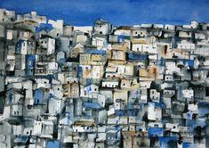 Nadia Tognazzo - Mediterranean urban texture