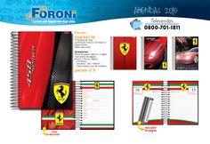 Pronto para #acelerar suas #vendas com as #Agendas 2015 #Ferrari, da #Foroni? ;)