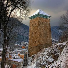 Brasov Romania, Tower, Outdoor Decor, Photography, Life, Dreams, Romania, Hungary, Rook