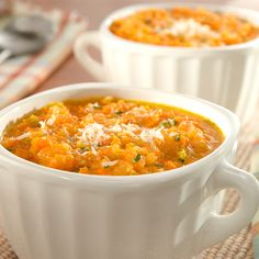 Operation In Touch – Savings, recipes & more for military families – Operation… - Cassiopeia Roast Vegetable Soup Recipe, Roasted Vegetable Soup, Roasted Vegetables, Veggie Soup, Veggies, Pureed Food Recipes, Cooking Recipes, Healthy Recipes, Healthy Soups