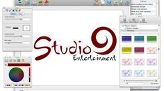 Logo Design Studio Pro With ready-made and special logo design tools and objects, it gives you many possibilities to create any logo. Logo Design Studio Pro, Texture Images, Time Design, Professional Logo, Free Logo, Creating A Blog, Banner Design, Helping Others, Design Elements