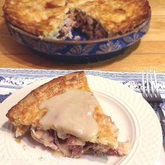 Moravian Chicken Pie by TakingOnMagazines