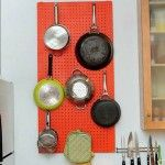 gaatjesbord oranje Iron Pan, Cast Iron, Storage, Kitchen, Home, Design, Dresser Sink, Doors, Closets