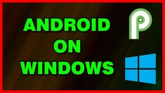 How to install and run Android Q (Android on Windows 10 Android Tutorials, Video Tutorials, Install Android, Android Studio, Windows 10, Teaching, Tips, Education, Onderwijs