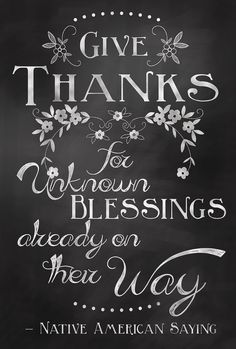 Give Thanks! :-)  #thanksgiving #givethanks