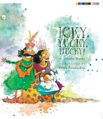 Icky, Yukcy, Mucky! is exactly what the title professes to be - ick, yuck and muck! A simple tale of King Icky and Princess Yucky, and how, naturally, they get married, and what comes of it. Read the complete review by Anusha Hariharan