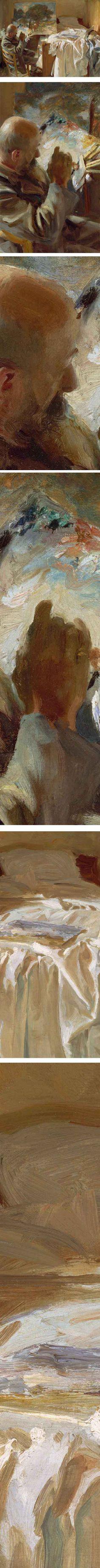 9 Oil Painting Techniques For Beginners John Singer Sargent, An Artist In His Studio, 1904 Zoomed, Oil Painting Tips, Oil Painting For Beginners, Oil Painting Techniques, Painting Lessons, Figure Painting, Beginner Painting, John Singer Sargent, Sargent Art, Portrait Art