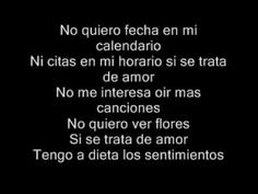 ▶ Aventura- Dile Al Amor lyrics - YouTube