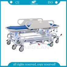 AG-HS021 Special design with eight wheels operating room stretcher for surgical