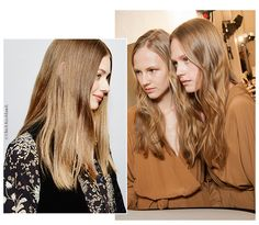 Tendances cheveux automne hiver 2015 2016 selon Vogue