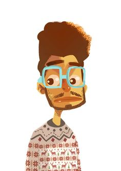 Cartooning his way to global success, Egyptian illustrator, Haitham Raafat El Seht, channels his creative…  http://afrobougee.com/haitam-raafat-el-seht.html#.UzVZUOBrlOs.twitter