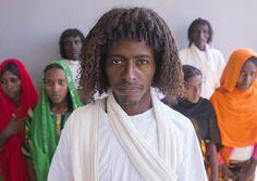 Afar Tribe People, Afambo, Ethiopia - Eric Lafforgue