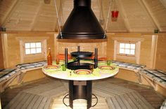 Cabins Unlimited - BBQ Party Cabins with Chimney., £3,450.00 (http://www.cabinsunlimited.co.uk/bbq-party-cabins-with-chimney/)