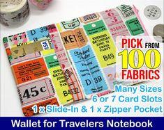We ♥ TN, wallet inserts & notebook refills! Minimalist Bullet Journal Layout, Foxy Fix, Field Notes, Planner Ideas, Travelers Notebook, Junk Journal, Planner Stickers, Etsy Seller, Stationery