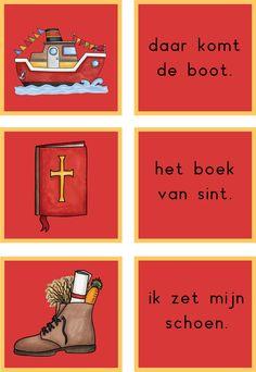 Spellenpakket Sinterklaas   Klas van juf Linda