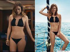 Blanca Suárez, ¿pasada por Photoshop para anunciar bikinis?