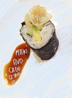 Maki avocado e cetriolo #patatabollente #patatabollenteroma #roma #romavegana  #healthyfood #vegan #veganfood #sushi #ginger #avocado #veganfoodshare #whatveganseat #animalfriendly #foodroma #romafood