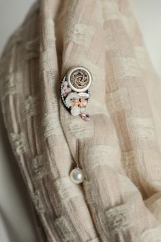 Brooch Pin, Brooches, Shawl, Scarves, Detail, Coat, Handmade, Accessories, Etsy