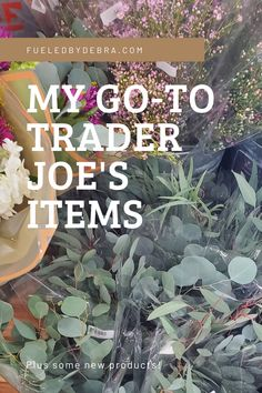 Who else is obsessed with Trader Joe's? Check out my favorite products here! #traderjoes #health #cleaneating Chocolate Covered Bananas, Frozen Chocolate, Pink Coconut Water, Oils For Relaxation, Chocolate Hummus, Run Today, Medjool Dates, Just Shop, Water Me
