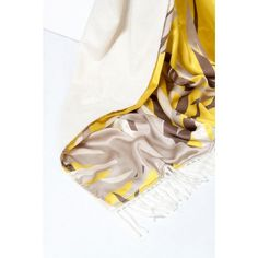 Pure cashmere and silk throw with fringes fashion colors