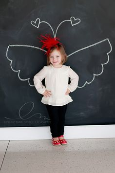 Butterfly Beauty...Teachers should use this idea for their students.  The child could make Mother's and Father's Day cards.