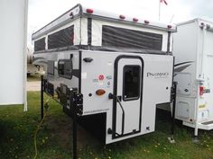 2017 Palomino Backpack SS550 Pop Up Truck Camper @ Camp-Out RV in Stratford - YouTube