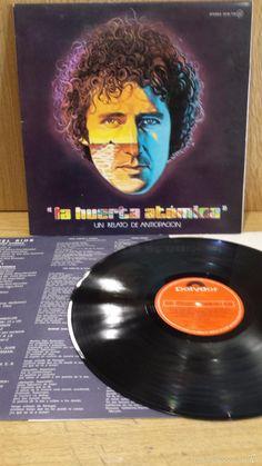 MIGUEL RÍOS. LA HUERTA ATÓMICA. LP-GATEFOLD / POLYDOR - 1974 / CALIDAD LUJO. ****/****