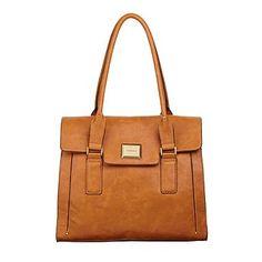 Debenhams Fiorelli tan geometric paneled shoulderbag (65 quid) Tan Bag 07dcd6ab15334