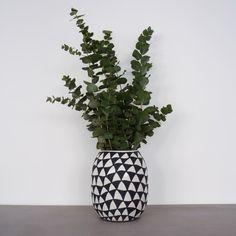 Organic Triangles Vase - Vases & Vessels - Accessories - Shop