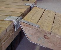 Floating Docks and Hardware – Permafloat Dock Flotation Devices, Dow Floating Billets, Floating Dock Kits, Kayak Docks, Dock Hardware, and Jet Dock Drive On Docks.