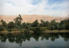 View on the Nile River.